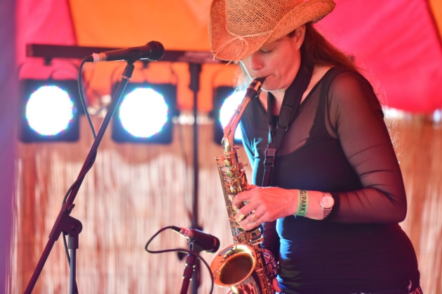 The Floozies: Cambridge Jazz Festival. November 18th 3.30pm