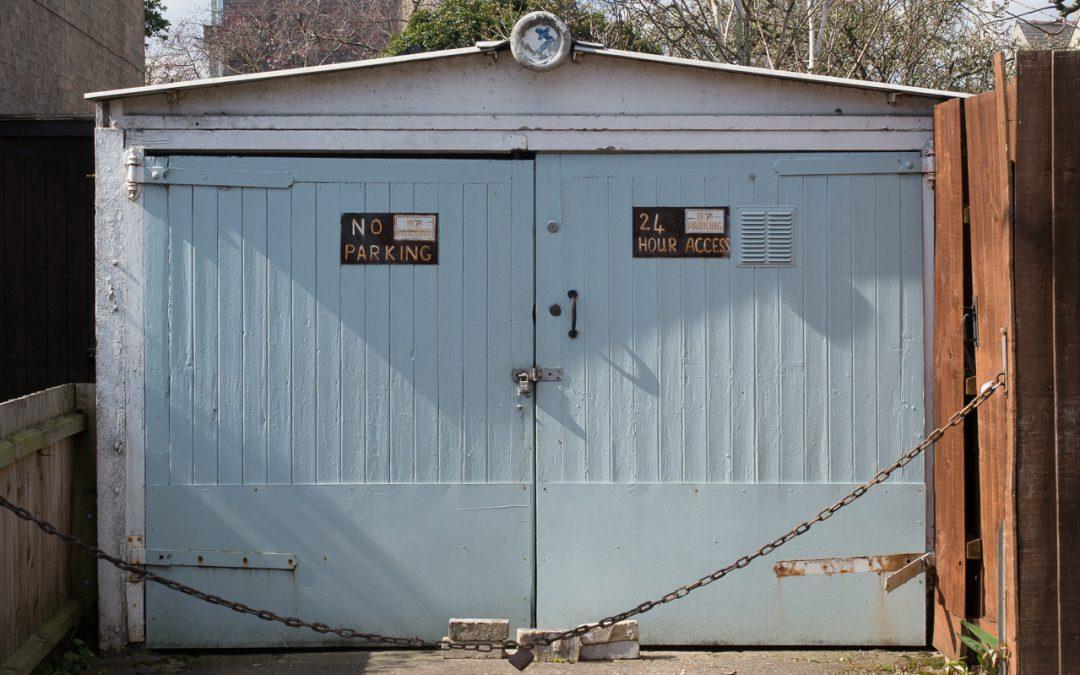 Garages of De Freville: Until April 24th