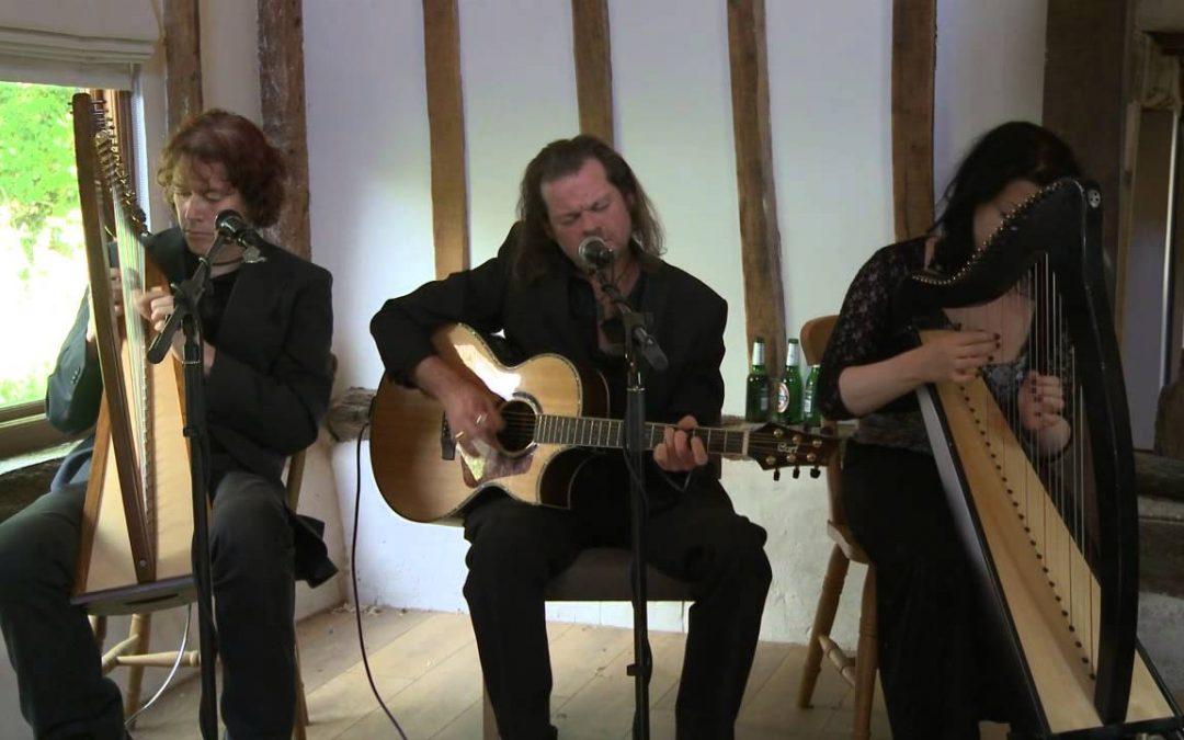 Schrödingers Strings harp based quartet 3.30pm October 6th