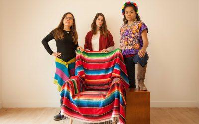 The Frida-Violetta Band. Sunday 9th Feb 3.30pm